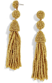 baublebar gold earrings